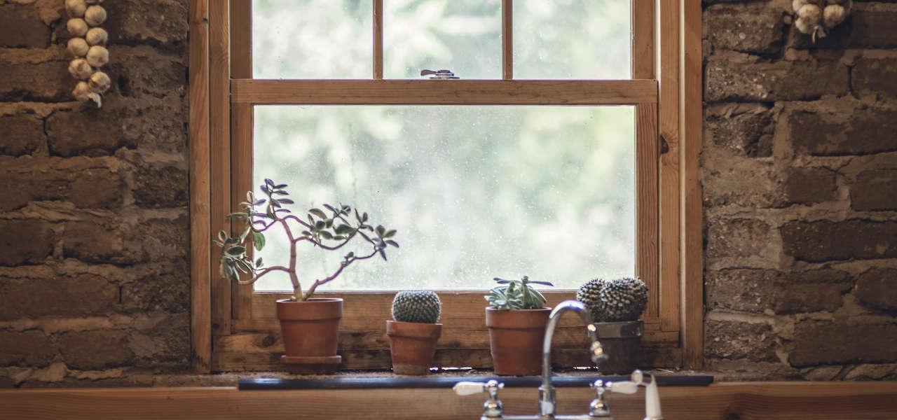 Okna drewniane czy plastikowe z PVC?
