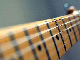 Struny w gitarze - budowa, opis