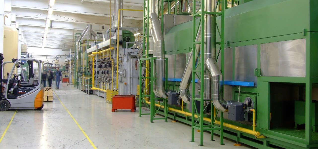 System ListenTALK w przemyśle - COVID-19